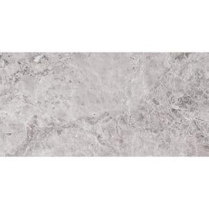 New Tundra Gray Honed Marble Tiles 7x14
