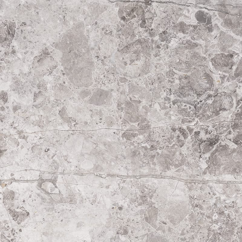 New Tundra Gray Honed Marble Tiles 30,5×30,5