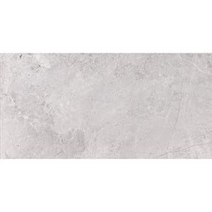 New Tundra Gray Leather Marble Tiles 30,5x61