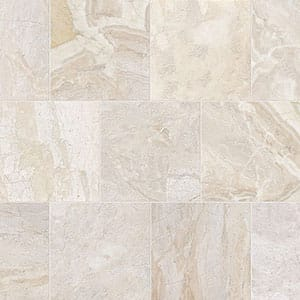 Diana Royal Non-slip Marble Tiles 20x20