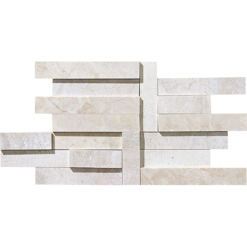 Diana Royal Sawcut Marble Patterns Small Elevation Pattern