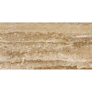 Mahogany Vein Cut Honed&filled Travertine Tiles 30,5x61