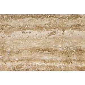 Mahogany Vein Cut Honed&filled Travertine Tiles 40,6x61
