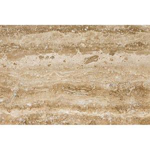 Mahogany Vein Cut Honed&filled Travertine Tiles 40,6x61