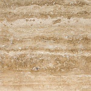 Mahogany Vein Cut Honed&filled Travertine Tiles 90x90