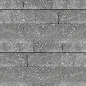 Iris Black Cottage Marble Patterns Linear