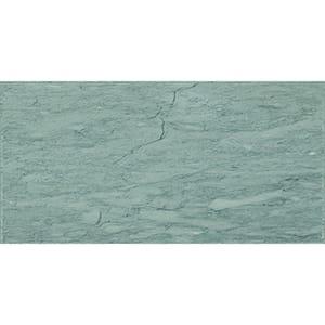Verde Capri Honed Marble Tiles 15,24x30,5