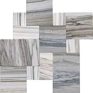 Skyline Tumbled Marble Patterns Versailles Pattern
