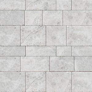 Silver Shadow Cottage Marble Patterns Linear