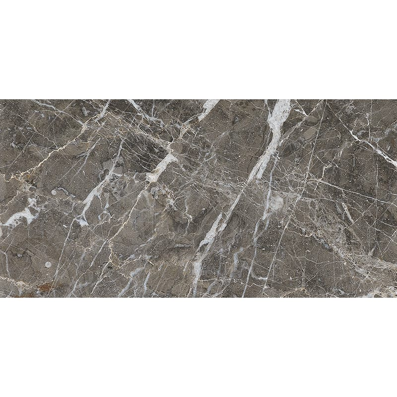Arctic Gray Polished Marble Tiles 7×14