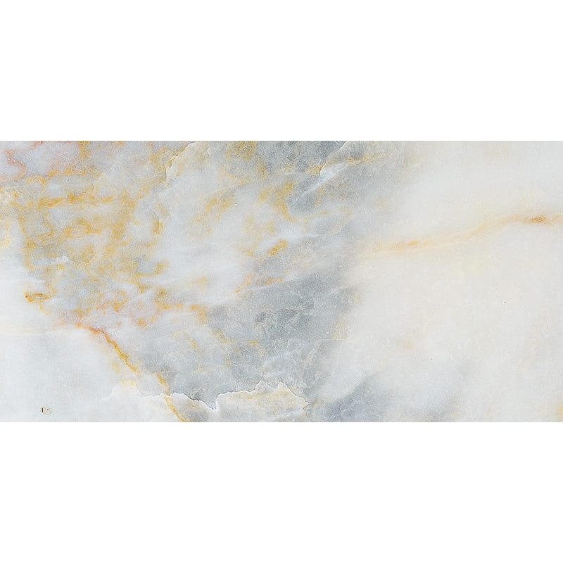 Calacatta Fusion Polished Marble Tiles 7×14