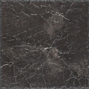 Iris Black Brushed Marble Tiles 20x20