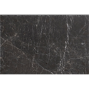 Iris Black Brushed Marble Tiles 40,6x61