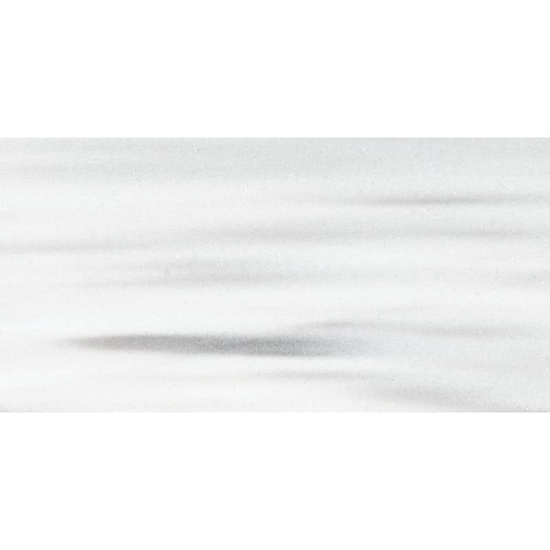 Frost White Honed Marble Tiles 7×14