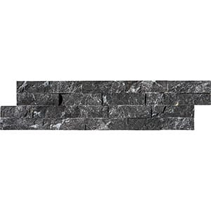 Black Ledger Marble Panels 15,2x61