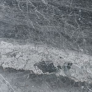 Haisa Black Polished Marble Tiles 61x61