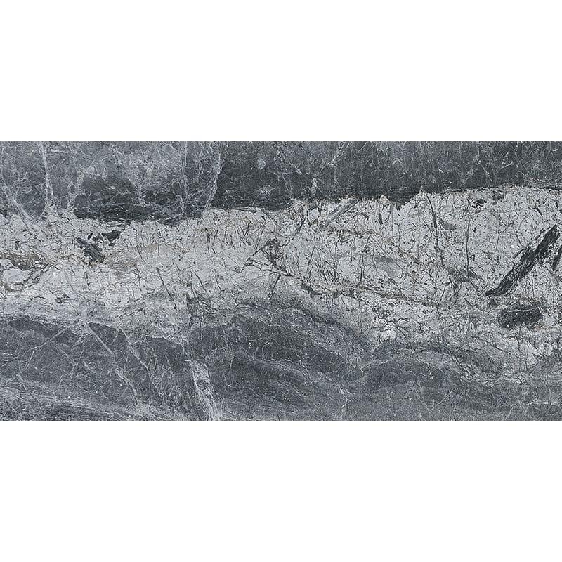 Haisa Black Polished Marble Tiles 7×14