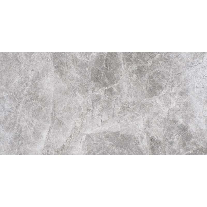 New Silver Shadow Honed Marble Tiles 30,5×61