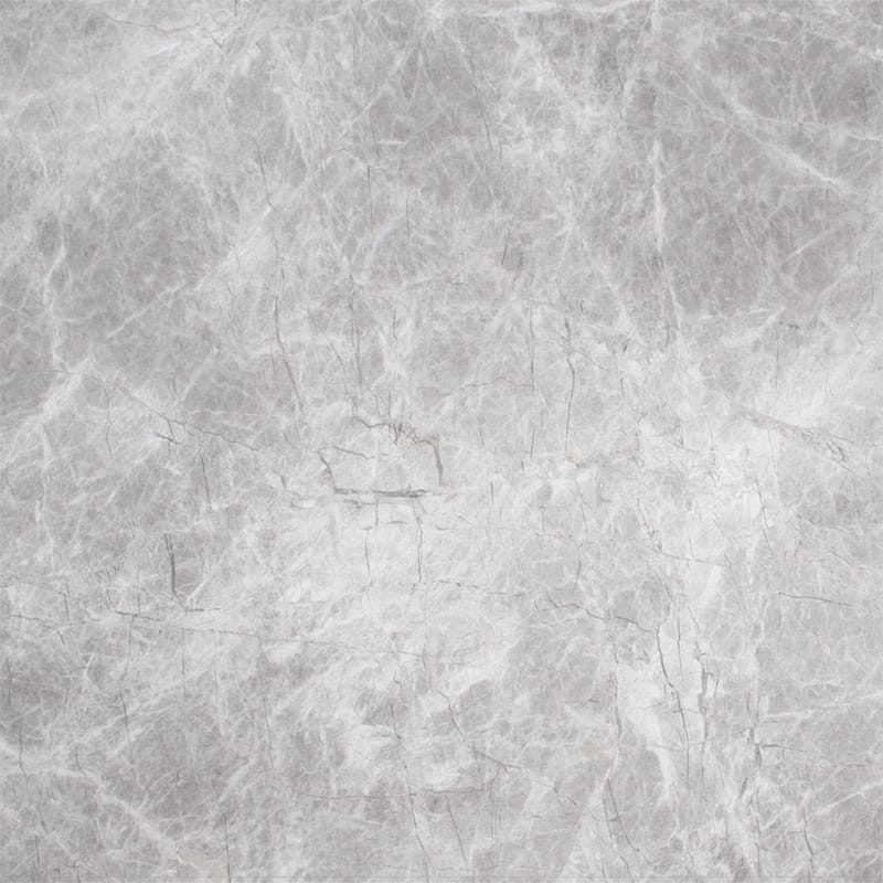 New Silver Shadow Honed Marble Tiles 45,7×45,7