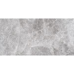 New Silver Shadow Honed Marble Tiles 30x60