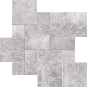 New Silver Shadow Cottage Marble Patterns Versailles Pattern