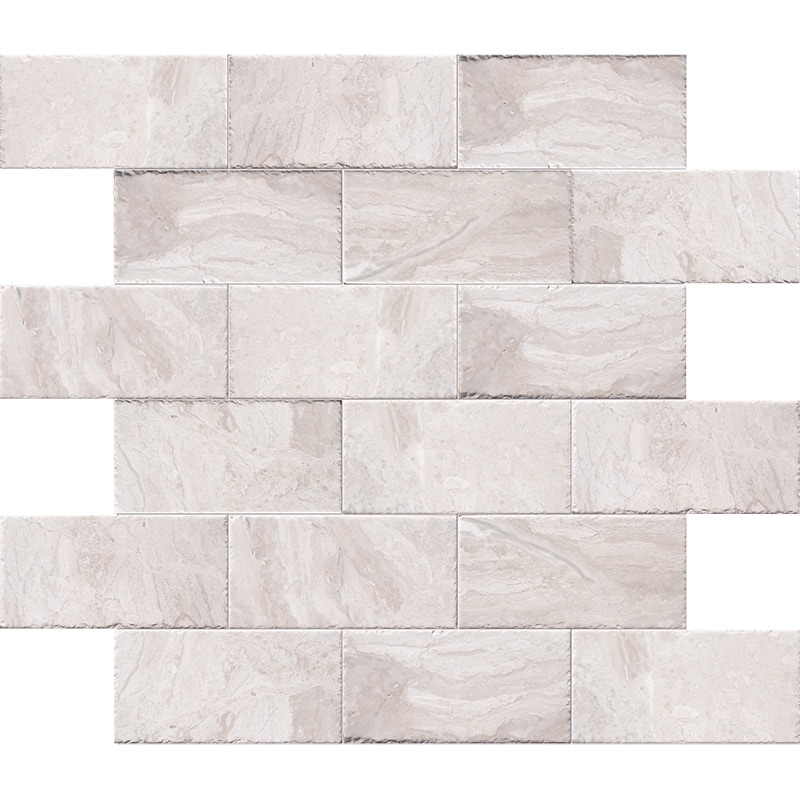 Diana Royal Brushed Marble Pavers 15,2×30,5
