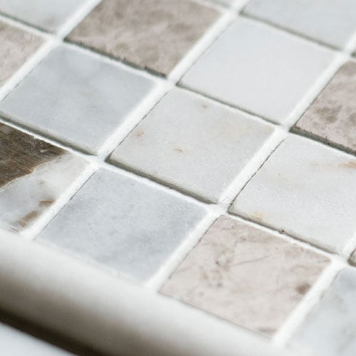 MASSA HONED 1X1 MARBLE MOSAICS (MS01009)