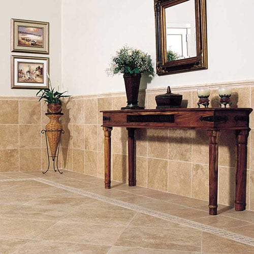 IVORY HONED&FILLED TRAVERTINE TILES (TL10482) IVORY HONED&FILLED 1X1 TRAVERTINE MOSAICS (MS00708) WALNUT DARK HONED&FILLED 1X1 TRAVERTINE MOSAICS (MS00717)