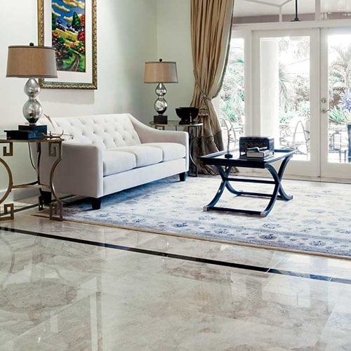 DIANA ROYAL 1/2 POLISHED MARBLE TILES (TL13868)