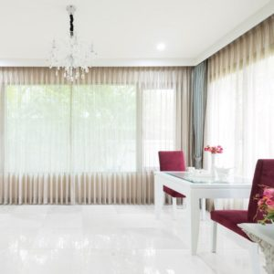 ASPEN WHITE POLISHED MARBLE TILES (TL16764)