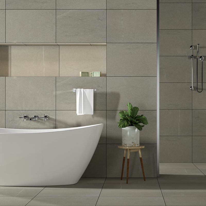 Full Grain Stone Tiles Collection