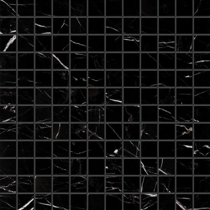 Turkish Black Stone Mosaics provide two key design mediums to our many clients and friends: the color black and classics mosaics.