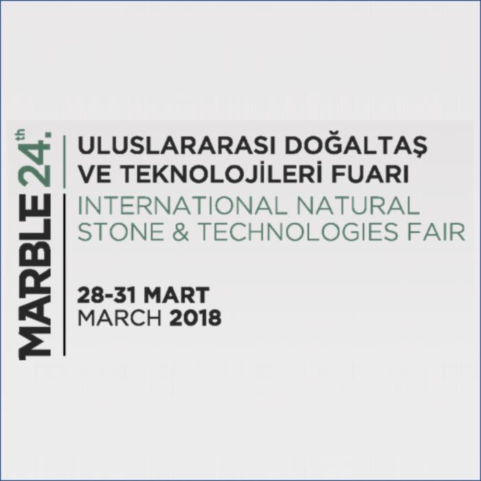 International Natural Stone and Technologies Fair 2018
