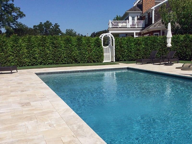 Diana Royal Tumbled MArble Poolside - Diana royal marble