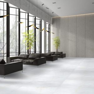 FANTASY WHITE HONED MARBLE TILES (TL17752)
