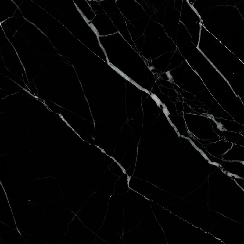 Black Polished Marble Collection