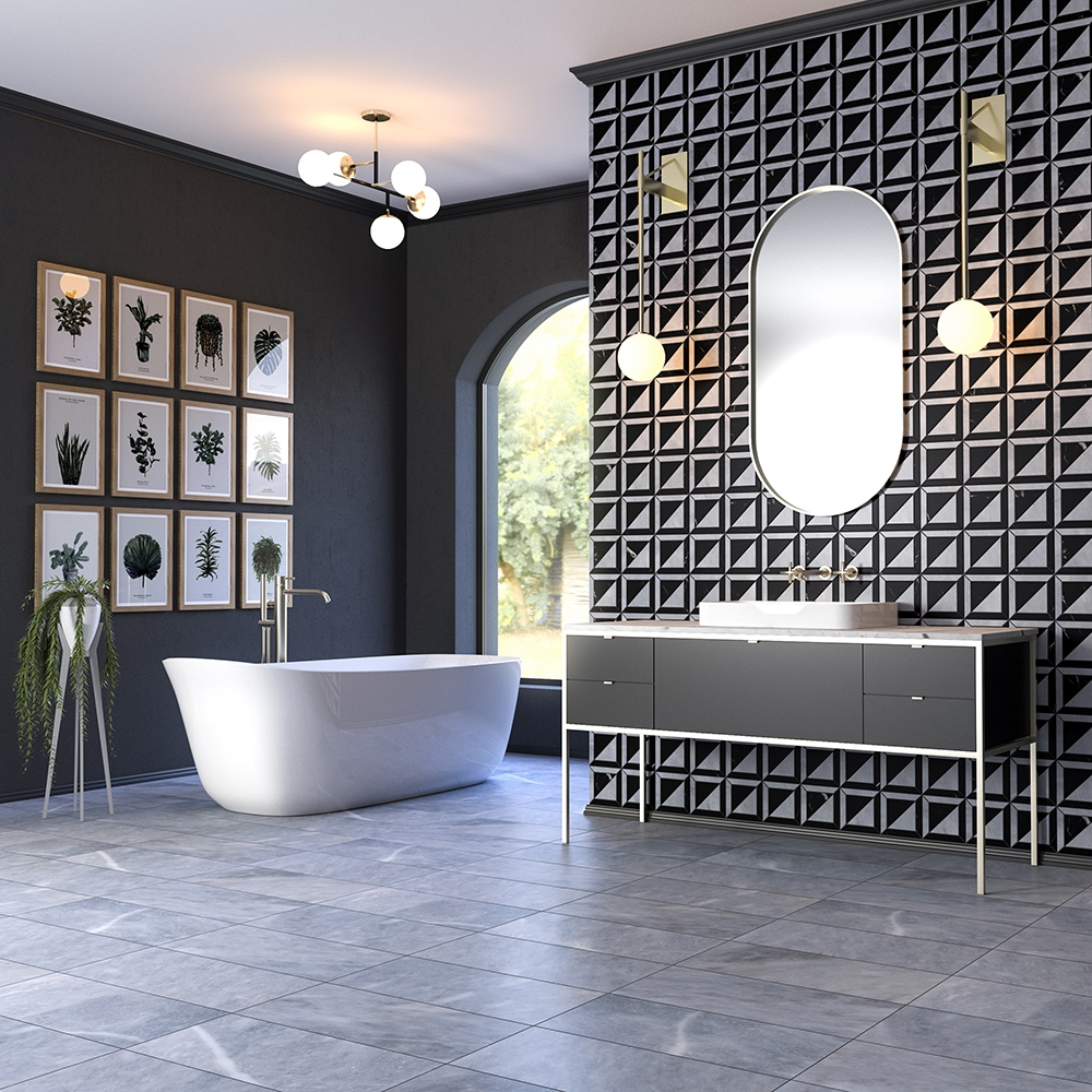 Allure Light Turkish Marble Collection