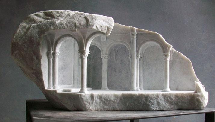 antik roma da mermer